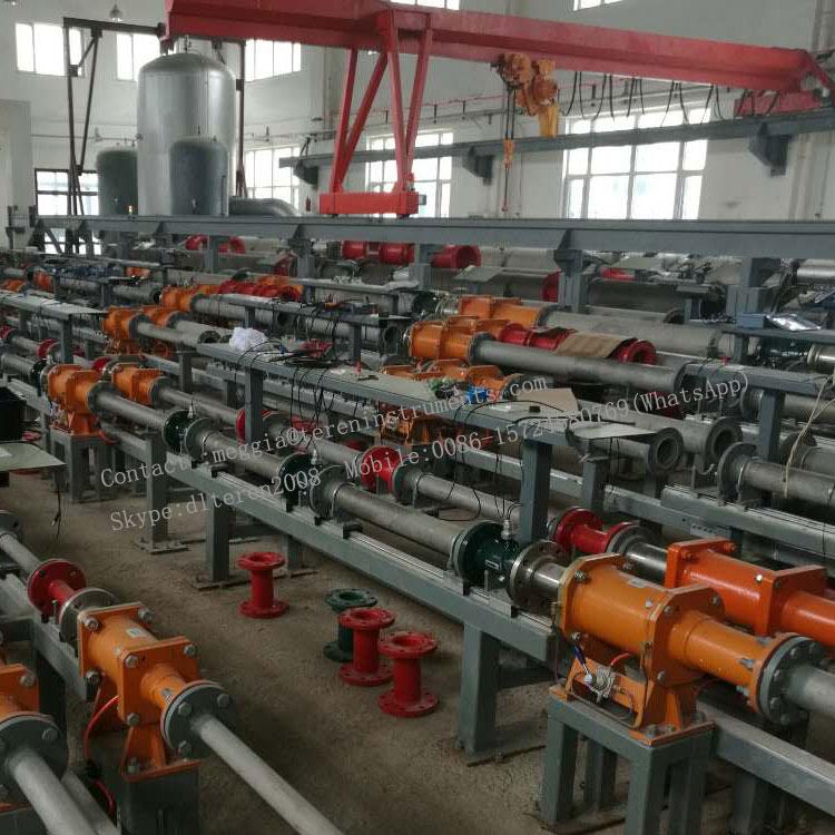 Low cost fixed ultrasonic flowmeter factory