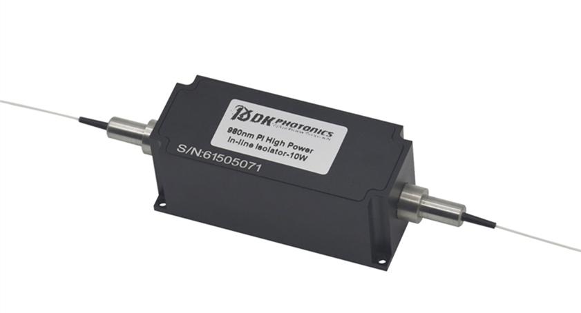 TGG Based 850nm & 980 nm & 1030& 1064 nm Optical Isolator