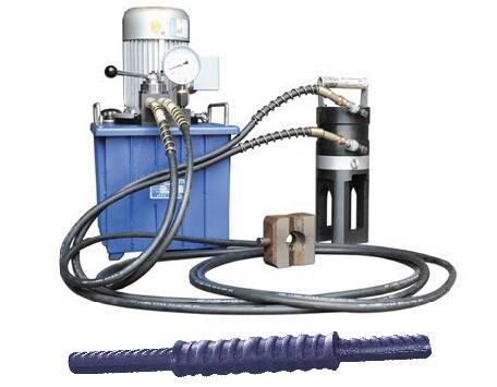 rebar extrusion machine