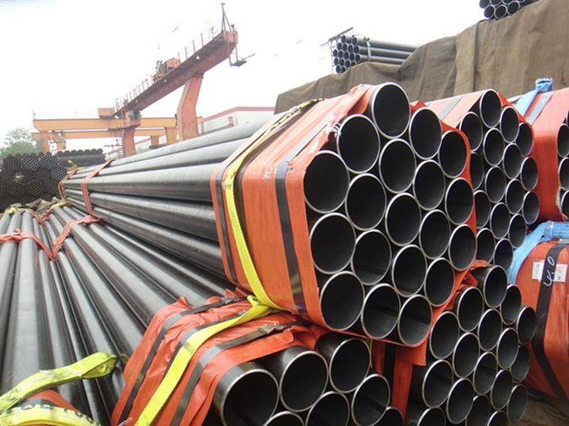 astm a500 schedule 40 black steel pipe/iron tube
