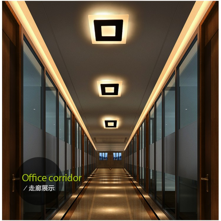 Comtemporary LED light for ceiling or wall B520