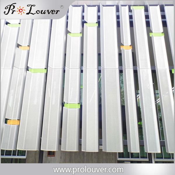 Aluminum Picture perforated screen