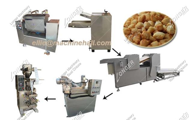 Automatic Chin Chin Making Machine|Chin Chin Production Line