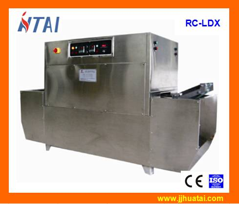 RC-LDX continuous sample figuration machine
