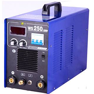 China best quality inverter DC tig weldig machine TIG250A