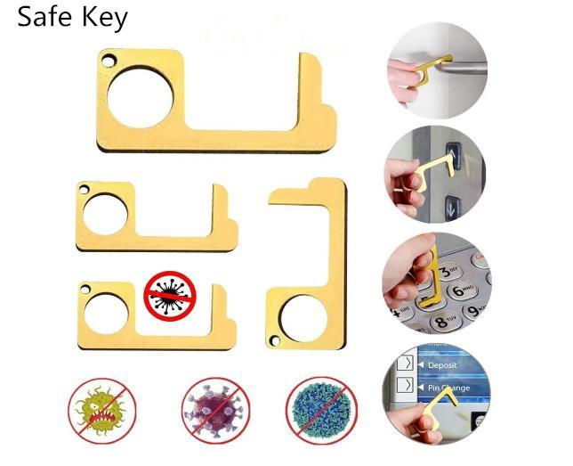 Door Opener Tool No Touch and Contactless Door Opener Hands Tool