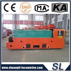High Quality Battery Mine Electric Locomotive For Coal Mine Underground Power Equipment
