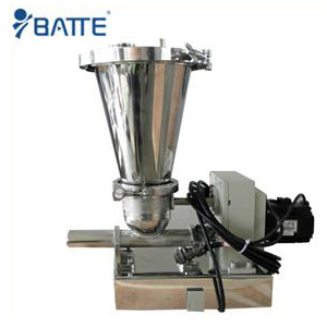 Batte single screw volumetric gravimetric feeders