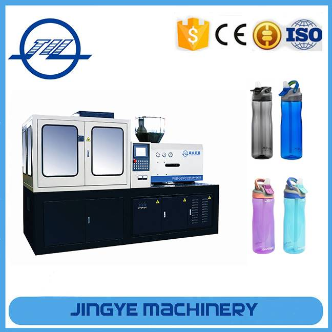 One step automatic tritan bottle blowing machine