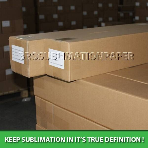 "Economic 90g Sublimation Paper 42""*100m"