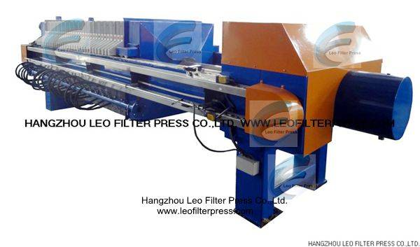 Leo Filter Press Fully Automatic Palm Oil Membrane Filter Press