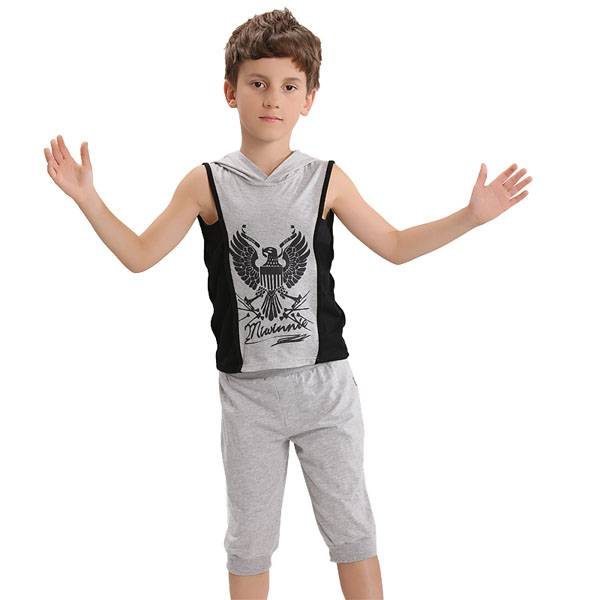 Boys Summer Clothing Set