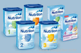 GERMAN APTAMIL MILUPA INFANT MILK POWDER AND NUTRILON NUTRICIA INFANT BABY POWDER