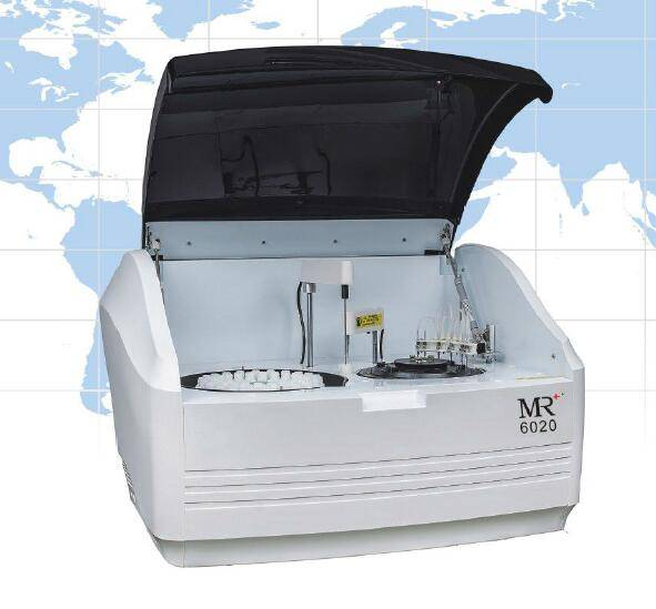 MR-6020 Fully Automatic Biochemistry Analyzer