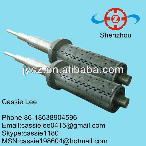 steel strip rolling shaft