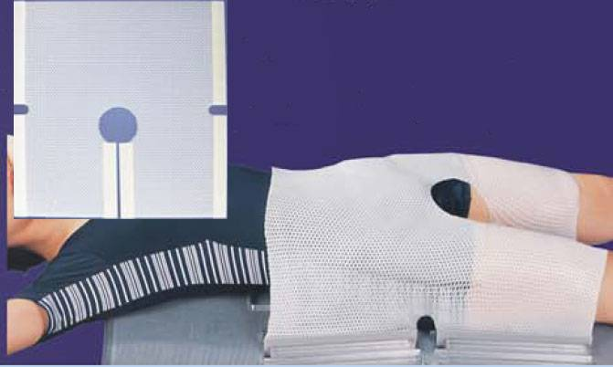 Radiotherapy Thermoplastic Sheets