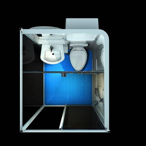 Modular Bathroom Unit Bathroom
