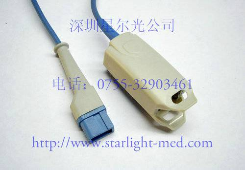 Compatible with New Spacelab spo2 sensor