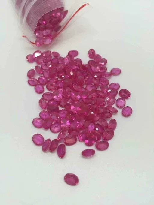 wholesale differenct size cubic zirconia loose gemstones