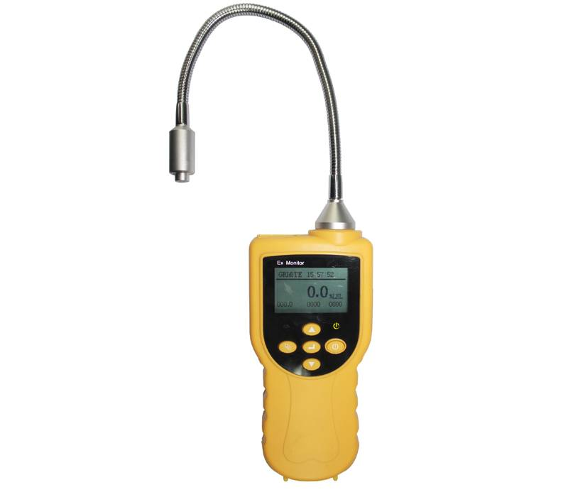 Portable Combustible gas detector(EX)