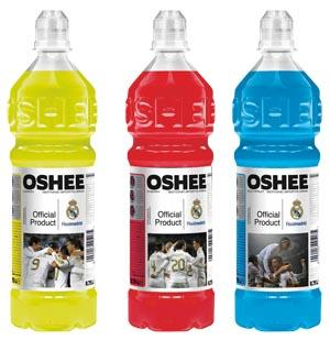 Oshee Isotonic Sport Drink 750ml all flavors