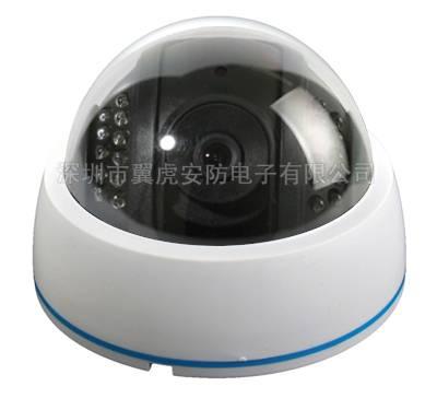 new dome camera housing for IR