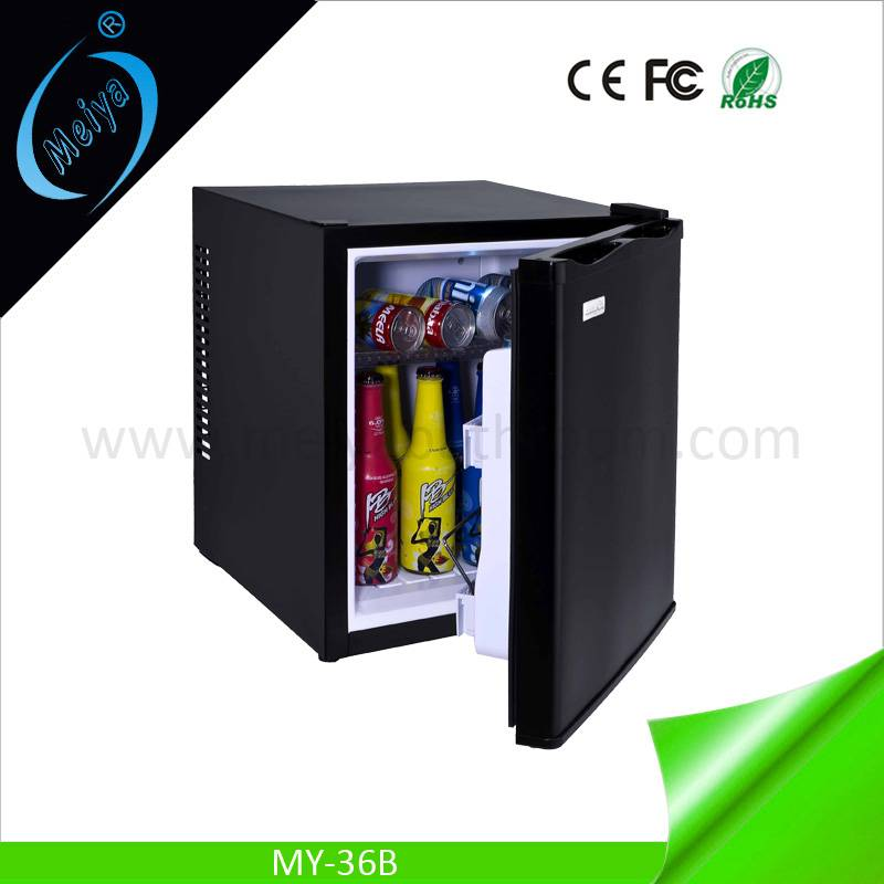 36L hotel mini refrigerator, hotel compact refrigerator