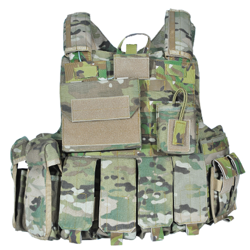 NIJ Quick Release Tactical Bulletproof Vest