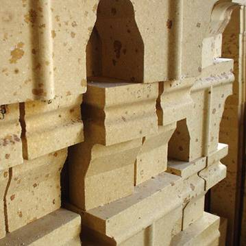 Thermal lightweight Silica Insulating Refractory Bricks