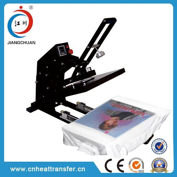 Asia Manufacturer Hot Sale Auto Open Cheap Heat Press Machine Printing Machine