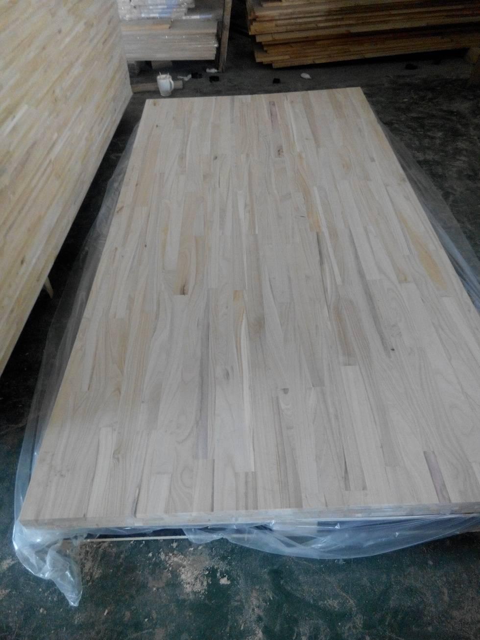 paulownia /poplar finger joint board