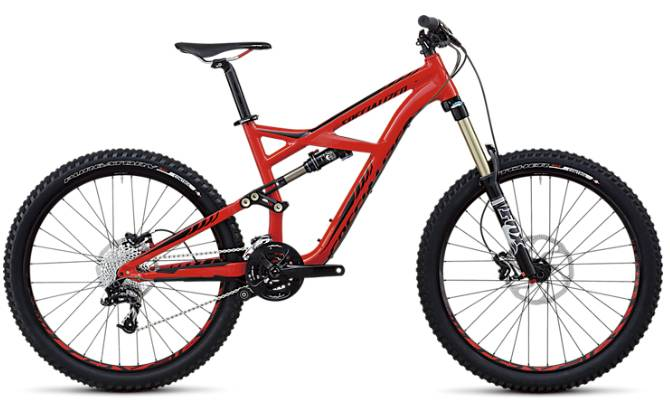2013 Specialized Enduro Comp Mountain Bike