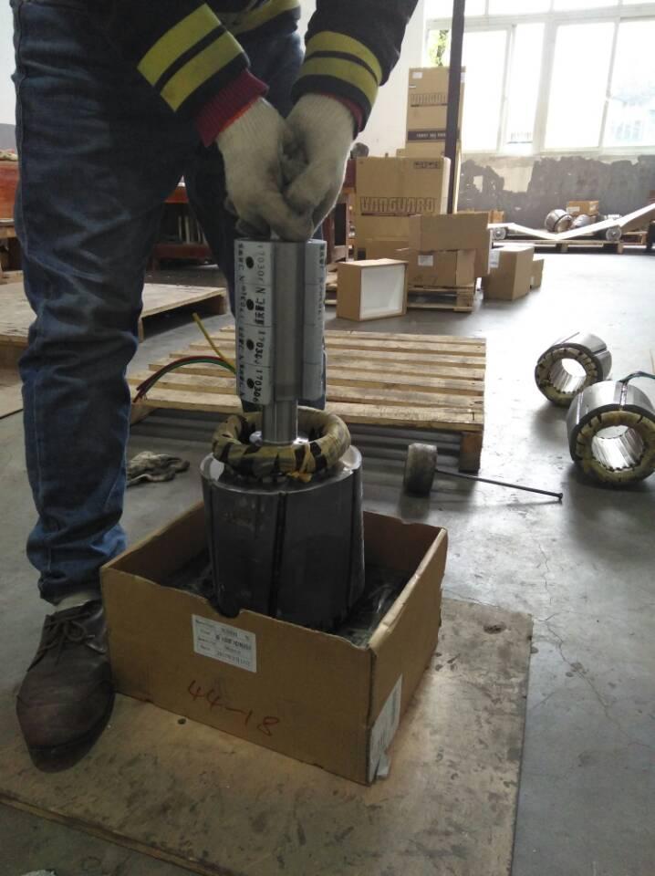 2-30kw alternator for generator