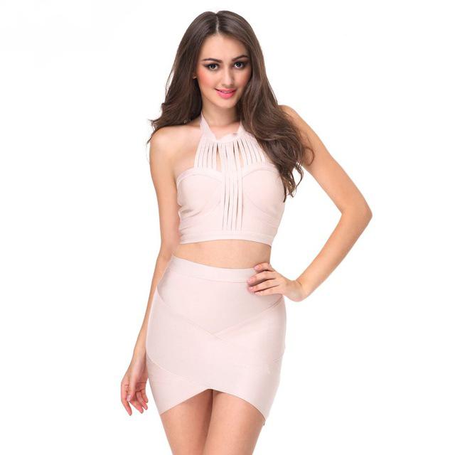 2017 Sexy Bodycon Bandage Dress Casual Dress