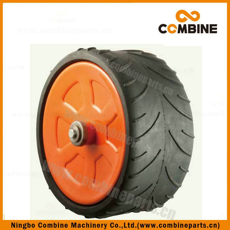Wheels for seeding machine