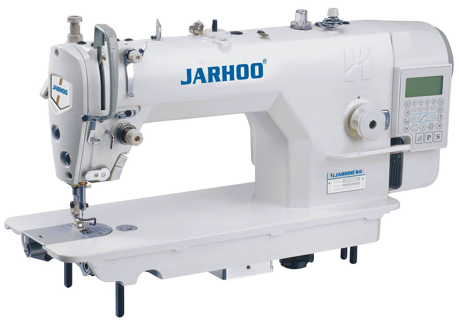 Electrical and Mechanical Integrated High Speed Direct Drive Computer Lockstitch Sewing Machine (JH-