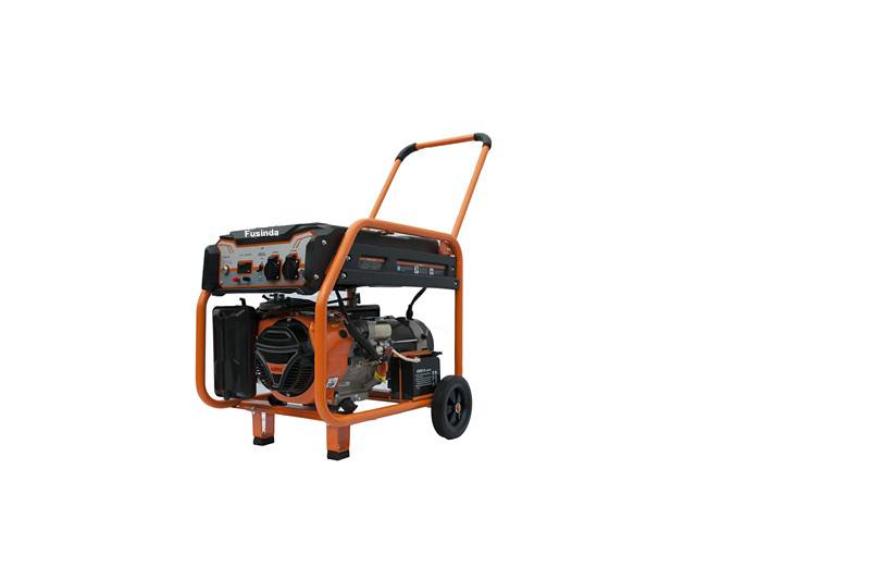 5kw/6kw Electric Start Gasoline CE Generator for Home Use