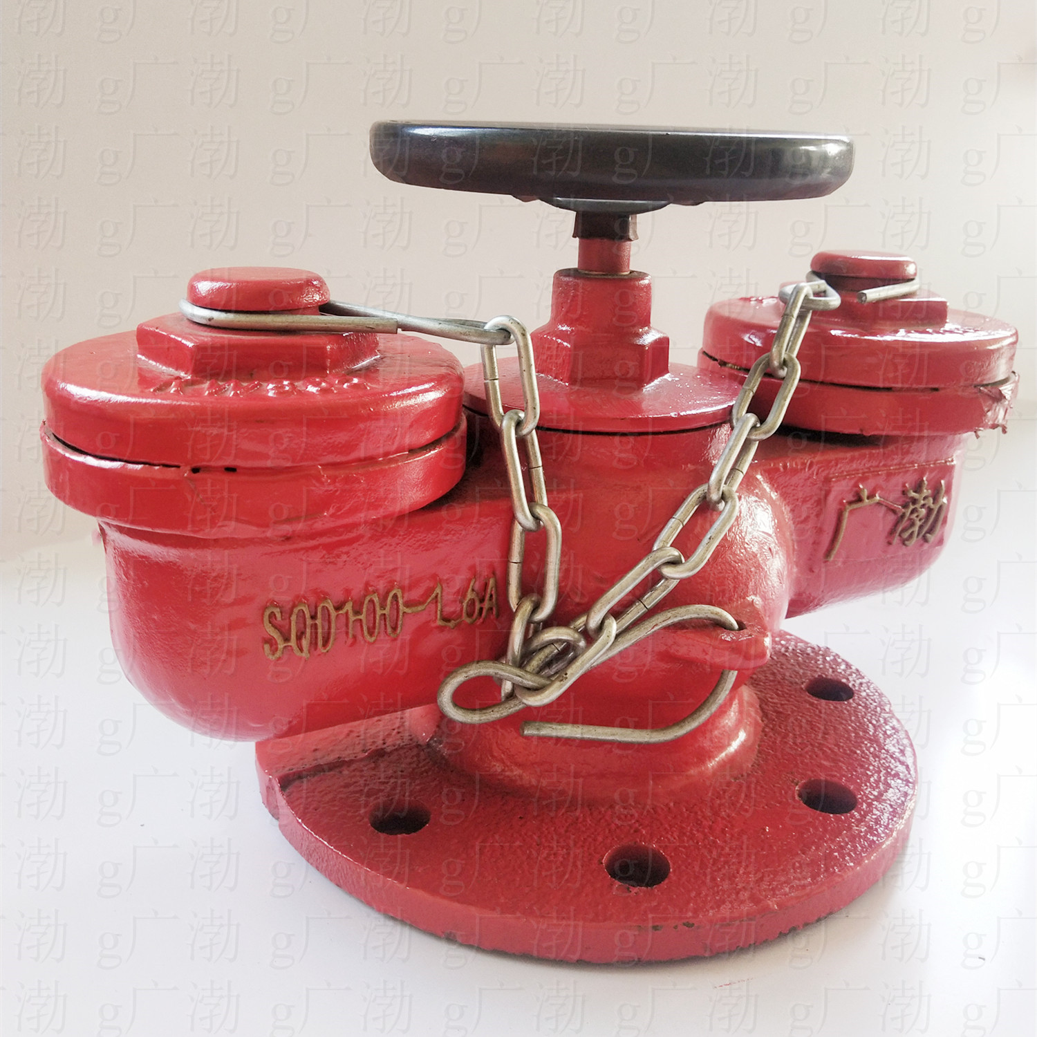Multipurpose Fire Pump Coupling China Fujian Guangbo Brand