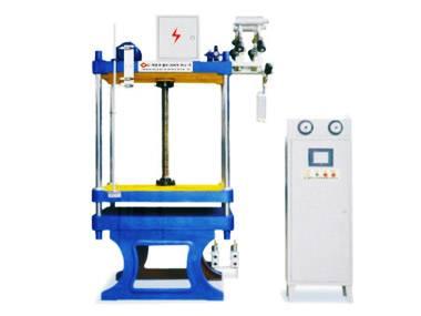lost foam casting line semi-automatic screw molding machine