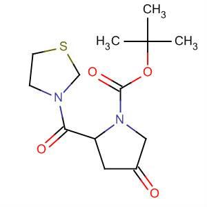 99% high quality (2S)-4-Oxo-2-(3-thiazolidinylcarbonyl)-1-pyrrolidinecarboxylic acid tert-butyl este
