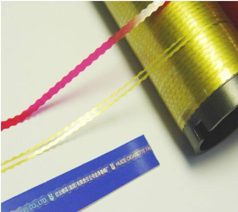 standard gold color tear tape
