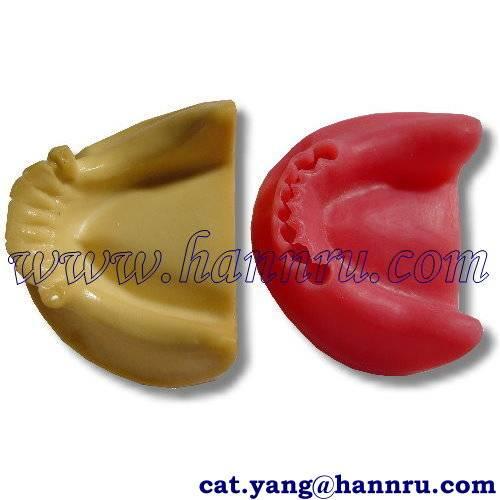 Dental model PIM-03 Partially Edentulous with Gingiva Implant Insertion Model - Hann Ru