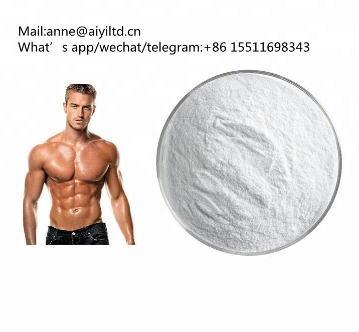 Factory sell raw test steroid raw powder for bodybuilding