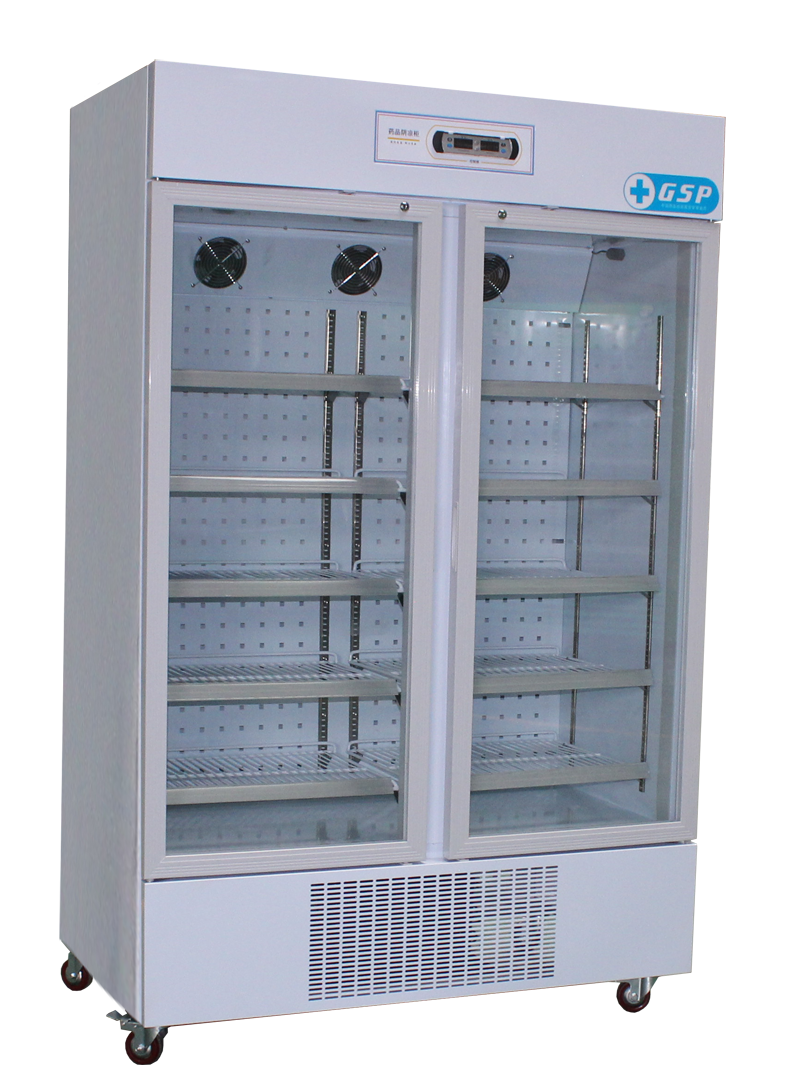 Hot selling 2~8 degree 660L pharmacy refrigerator