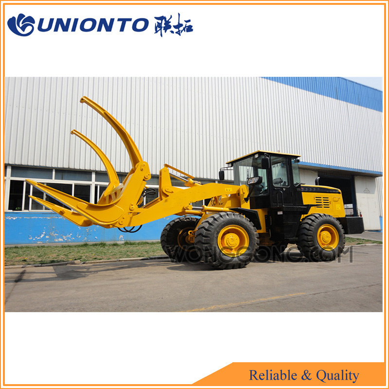 Small Mini Compact UNIONTO-836 Cheap Wheel Loader in china