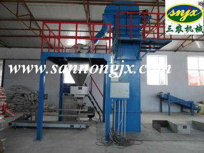 Fertilizer Floor Batching System DPHB50-100-D