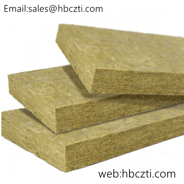 fireproof mineral wool board for thermal insulation