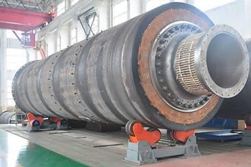 Raw Material Ball Mill