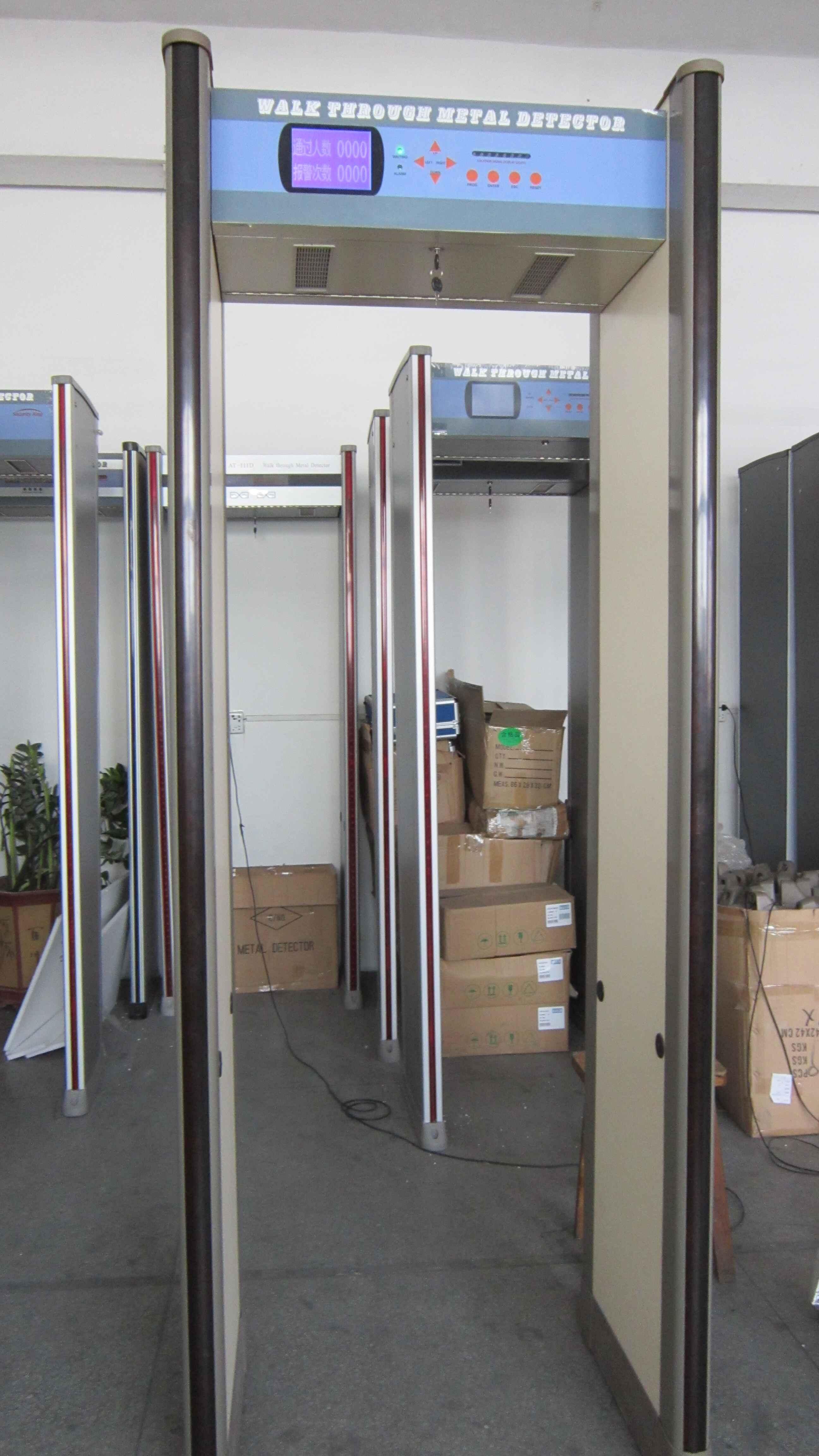 Walk-through metal detector JLS-200C