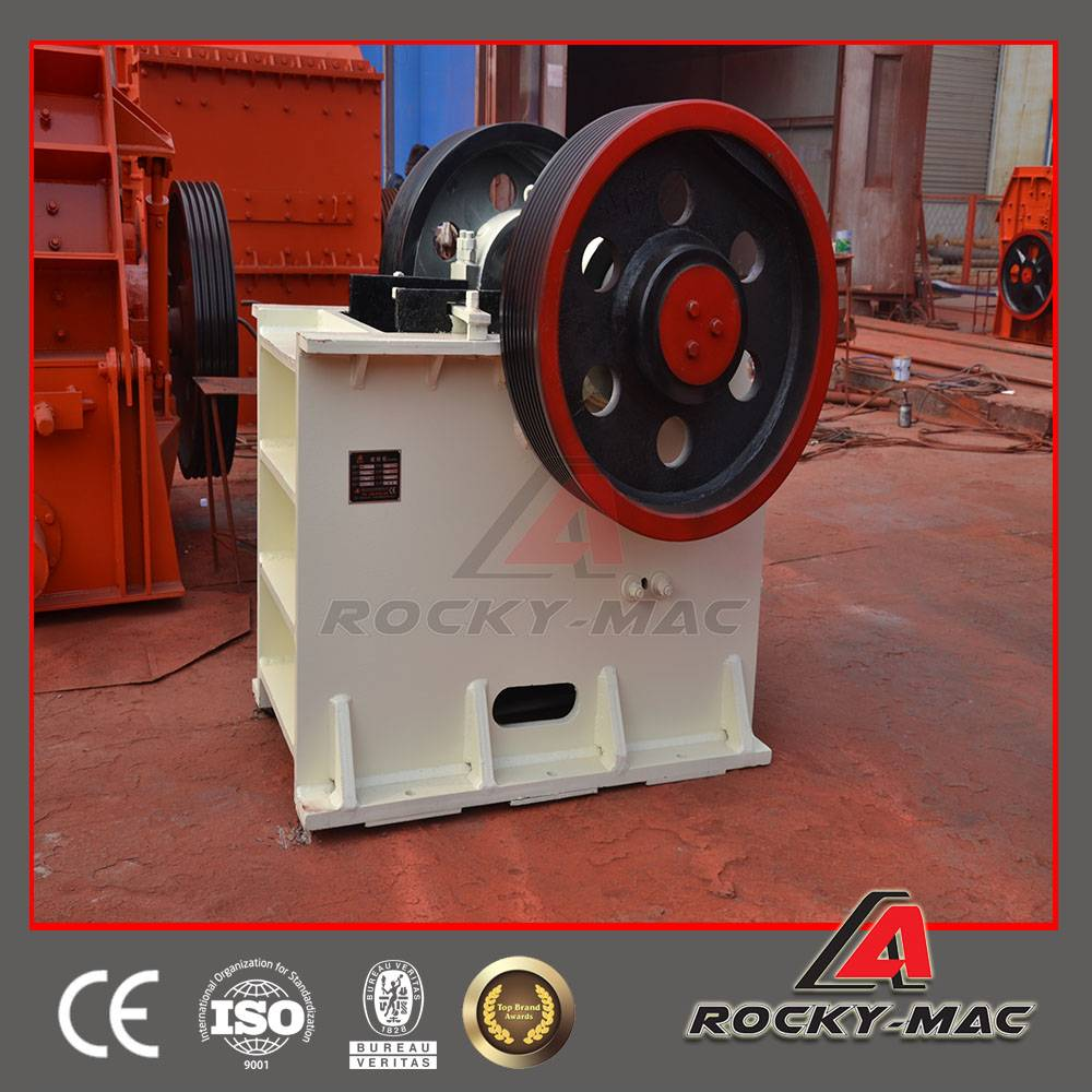 Rocky-mac PE600x900 Jaw Crusher with Competitive Price